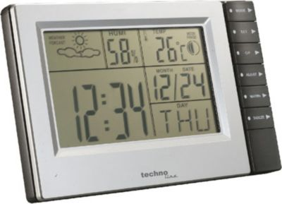 TechnoLine WS 9121 - Wetterstation
