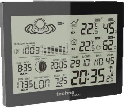 TechnoLine WS 6760 - Wetterstation