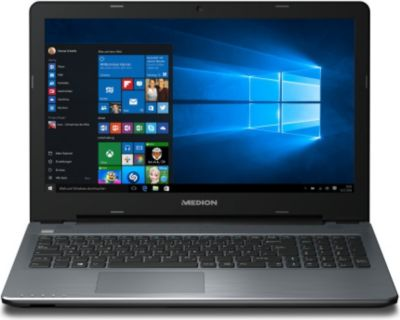 ® AKOYA® P6659 Notebook 15,6´´/39,6cm MD 99868, Intel® Core i5, 1TB HDD, 128GB SSD, 8GB RAM