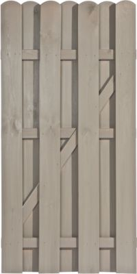 Dimplex -Prestige Zauntor 90 x 180 cm für Dichtzaun Kevin