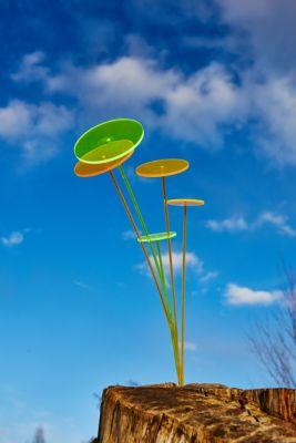 Krinner KRINNER LUMIX Swing Light 3er Set, Orange