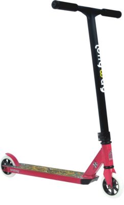 Longway  Scooter, »The Ace«
