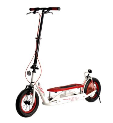 Longway  Scooter Surfstep weiss