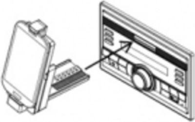 iM-10-2x POWER iPad Mini Dock Halter für DM-101