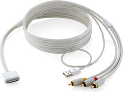 equip iPhone / iPod TV Anschluss Kabel >>AKTION<<