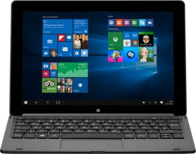 ® AKOYA® S1219T Windows-Tablet 10,1´´/25,7cm MD 99779 Intel®Atom, 64GB Flash, 2GB RAM