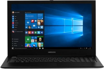 ® AKOYA® S6219 Notebook 15,6´´/39,6cm MD 99895, Intel® Celeron®, 500GB HDD, 2GB RAM
