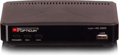 Lion HD265 DVB-T Receiver - mit PVR