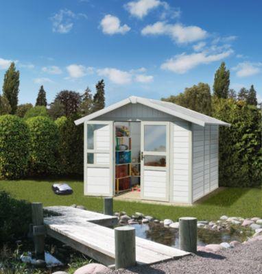 Basic Home 4,9 Kunststoff-Gartenhaus