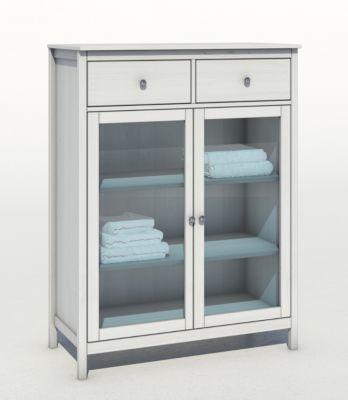 w scheschrank kiefer wei preisvergleich die besten angebote online kaufen. Black Bedroom Furniture Sets. Home Design Ideas