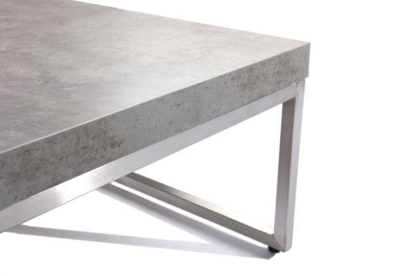 couchtisch beton, beistelltisch ,wohnzimmertisch, fernsehtisch ... - Beton Wohnzimmertisch
