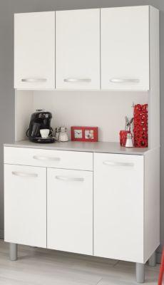 Küchenbuffet Spoon 1 - weiß