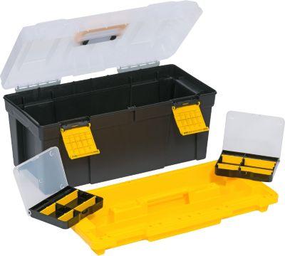 McPlus More 23 Werkzeugkoffer, schwarz