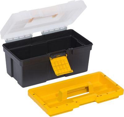 McPlus More 16 Werkzeugkoffer, schwarz