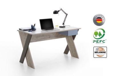 FMD Schreibtisch NONA 6 mit Schublade