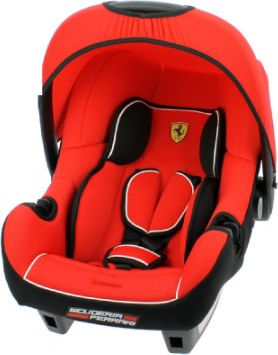 Babyschale BeOne SP Ferrari COSRA