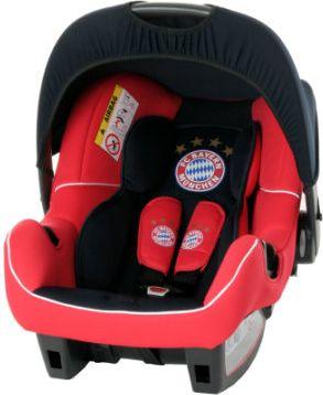 Babyschale BeOne SP deluxe FC Bayern München
