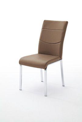 4-Fuß Stuhl Slash (2er Set)