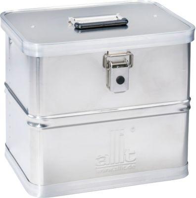 AluPlus Box S 29 Aluminium-Transportbox