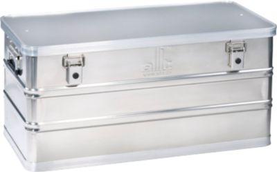 AluPlus Box S90 Aluminium-Transportbox