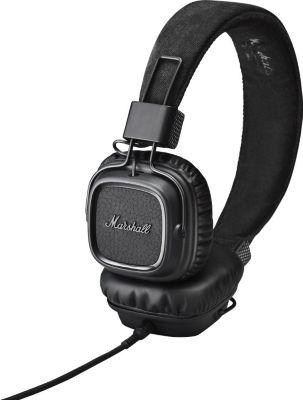 Major II On-Ear-Kopfhörer - pitch black