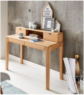 Schreibtisch mit Aufsatz Maja