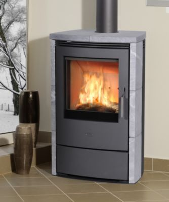 Fireplace Kaminofen Meltemi - Speckstein