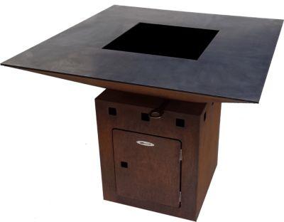 grill feuerstelle tipi preisvergleich die besten angebote online kaufen. Black Bedroom Furniture Sets. Home Design Ideas