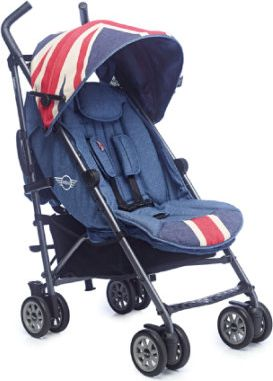 MINI Buggy Union Jack Vintage