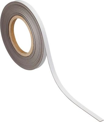 Kennzeichnungsband, magnetisch, 10 m x 10 mm x 1 mm
