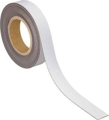 Kennzeichnungsband, magnetisch, 10 m x 30 mm x 1 mm