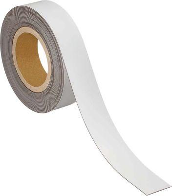 Kennzeichnungsband, magnetisch, 10 m x 40 mm x 1 mm