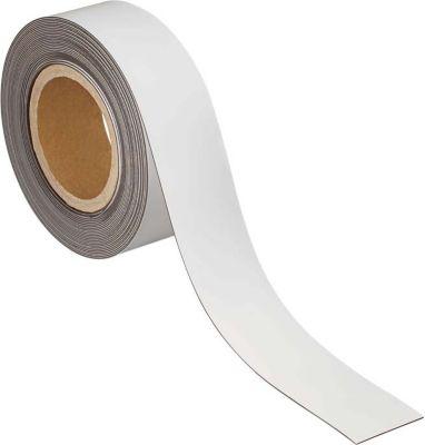 Kennzeichnungsband, magnetisch, 10 m x 50 mm x 1 mm