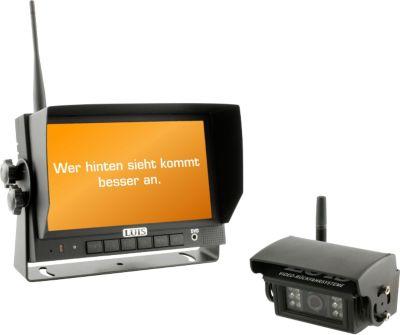 R7-S Funk Rückfahrsystem mit Shutter und automatischer Heizung