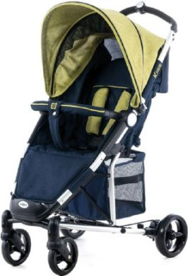 MOON Buggy Kiss Design 974 navy green melange