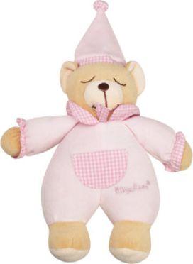 Spieluhr Bär, rose