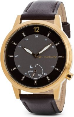 runtastic Smartwatch Moment Classic - gold
