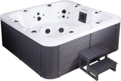 Home Deluxe  Seaside Outdoor-Whirlpool