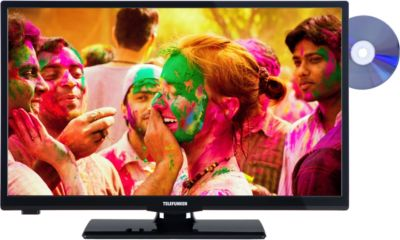 XH24A101D 61 cm (24 Zoll) LED TV - schwarz