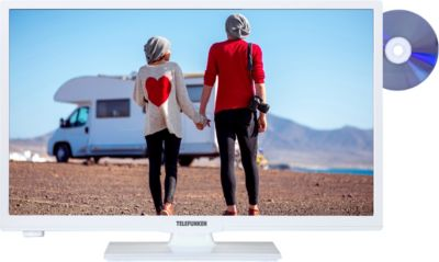 XH24A101VD-W 61 cm (24 Zoll) LED TV - weiß