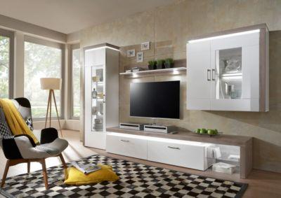 Wohnprogramm Bruno - Weiß/Nelson