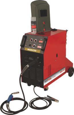 Holzmann Maschinen Holzmann MSA250 MIG/MAG Schweißanlage