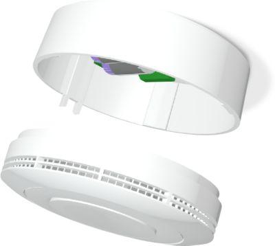 Mobeye  CM2400 Rauchwarnmelder mit GSM-Modul
