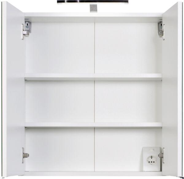 Badezimmerschrank set  HELD Möbel Siena Waschtisch/Spiegel-Set, Badschrank, Schrank ...