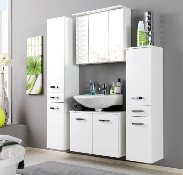 held m bel bologna 3dspiegelschrank badspiegelschrank badschrank h ngeschrank ebay. Black Bedroom Furniture Sets. Home Design Ideas