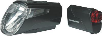 TRELOCK Akkubeleuchtungs-Set LS 460 I-GO® POWER / LS 720 Set black