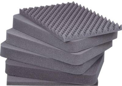 Alutec  7-teiliges PU-Schaumstoff-Set für 90 und 91 Liter Aluminiumbox
