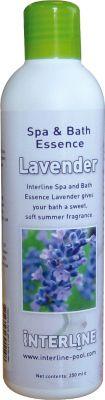 Interline  Spa Badeduft Lavendel, 250 ml