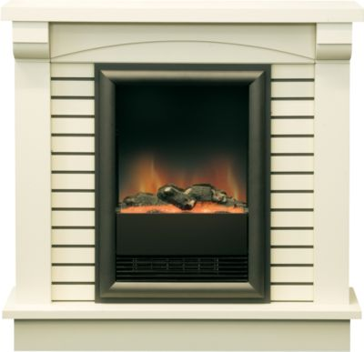 Kaminfeuer Clermont Optiflame®