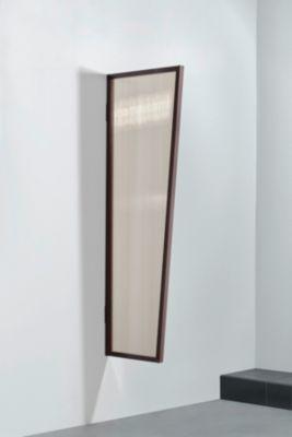 Gutta  Typ B2/PC Vordach-Seitenteil bronce, 175 x 60 cm, braun